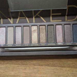 Urban Decay Naked Original Eye Shadow Pallete